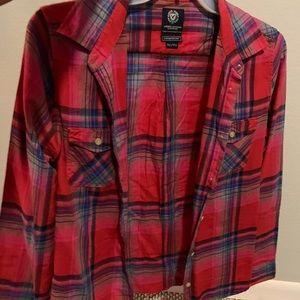 Classy flannel